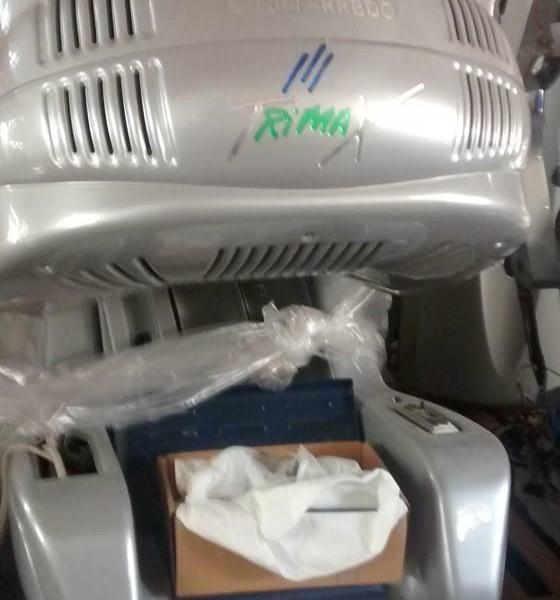 009 Lampada trifacciale Marca #Sportarredo modello Trimax