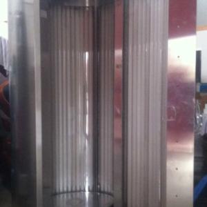 Qmed - Intensive Doccia solare 50 neon da 200 watt