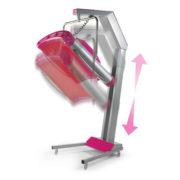 Tecnosole Lampada Solare Effetto Luce Beauty Collagen Rosa Soffio Beauty 4